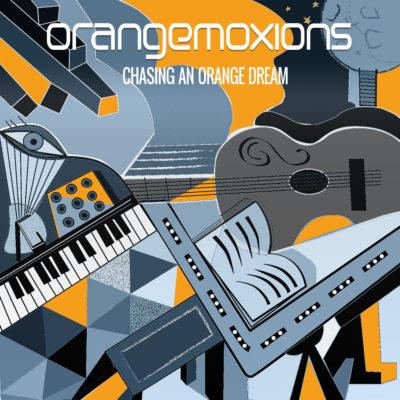 Cover Chasing an orange dream 5